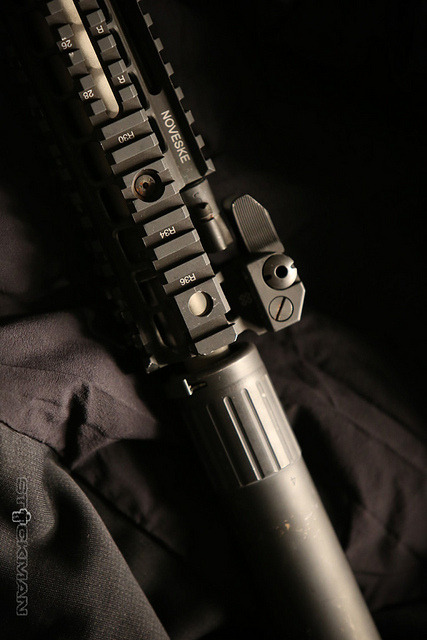 Noveske / AAC iPhone wallpaper by stickgunner on Flickr.