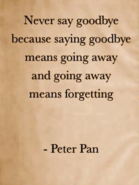Who is Peter Pan?