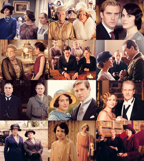 Downton Abbey Season 3 (x)
