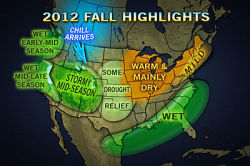 Horrible Ragweed Season Expected in East for Fall 2012   Allergy sufferers across the East may be reaching for more tissues this fall with a strong ragweed season forecast.