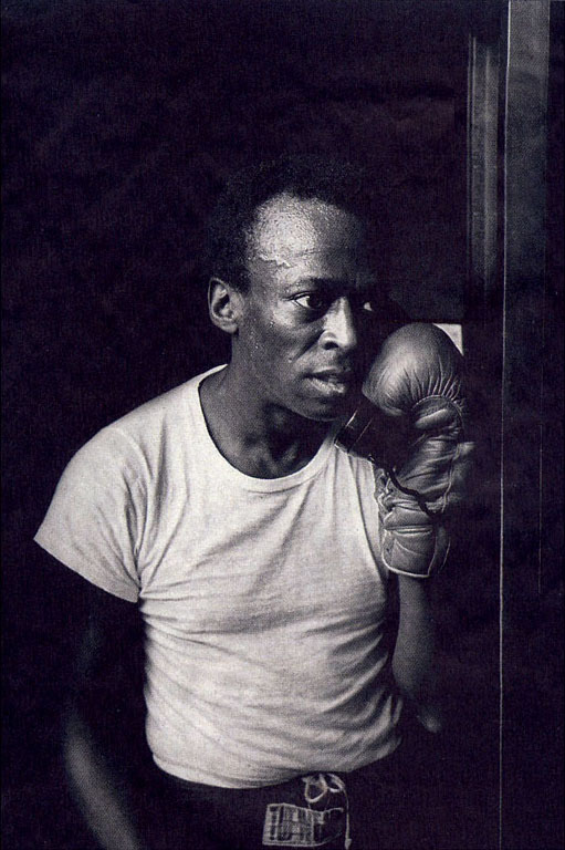 Miles. Photography by Jim Marshall