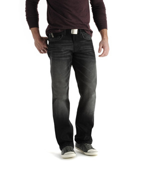 This is the Lee® Jean with the slimmest fit! Check out that on-trend whiskering!