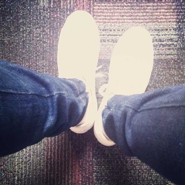 Just too white… (Taken with Instagram at Food Court)