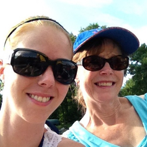 Mom and me. http://instagr.am/p/OXa7ZyGzj2/