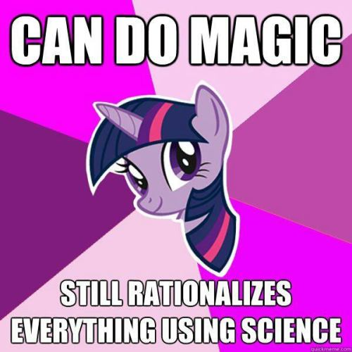 I do magic using science