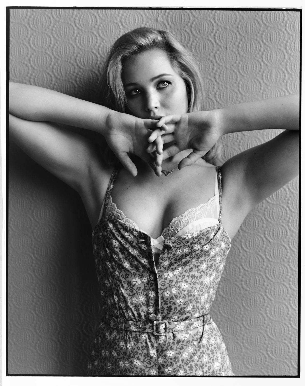 suicideblonde:  Jennifer Lawrence