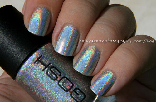 ohmygawd it's GOSH HOLOGRAPHIC guys