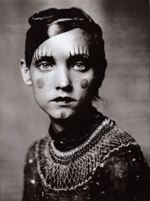celines:  by Paolo Roversi for Vogue Italia, September 1998