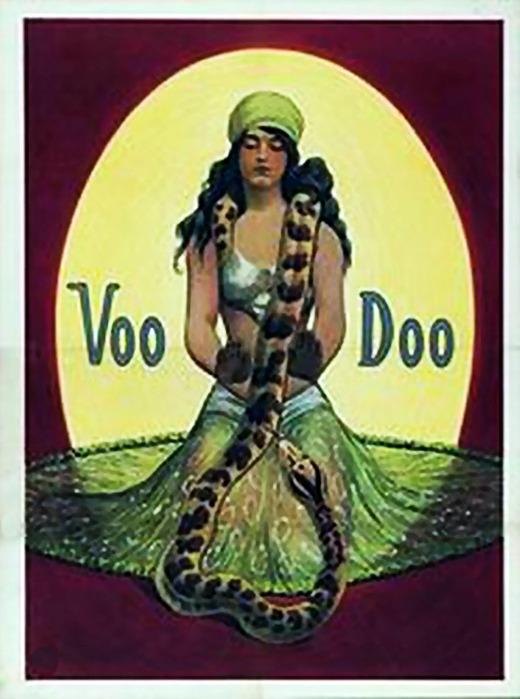 GPOY sisterwolf:  Voodoo