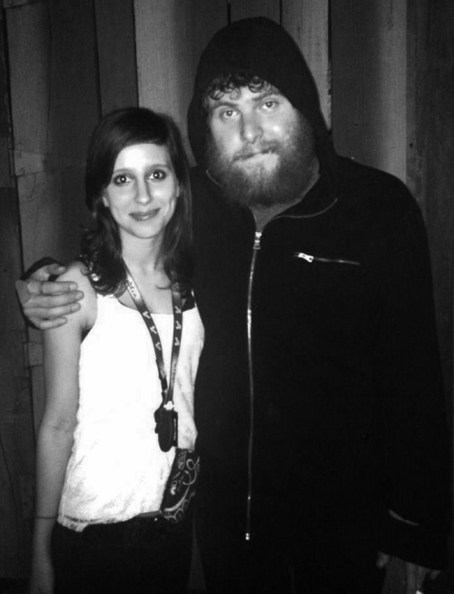 here's a horrible picture of me with Andy Hull from last year in honor of the fact that we will be reunited in 10 days <3