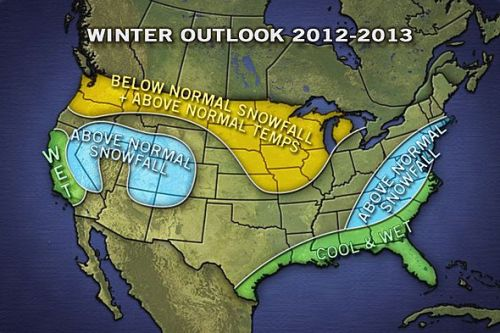 Good Snow News for Winter 2012-13