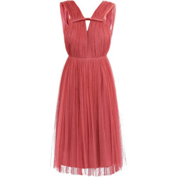 Lanvin dress   ❤ liked on Polyvore (see more silk wrap dresses)
