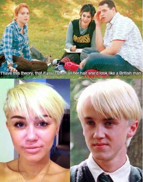 lmfao wtf miley -_-