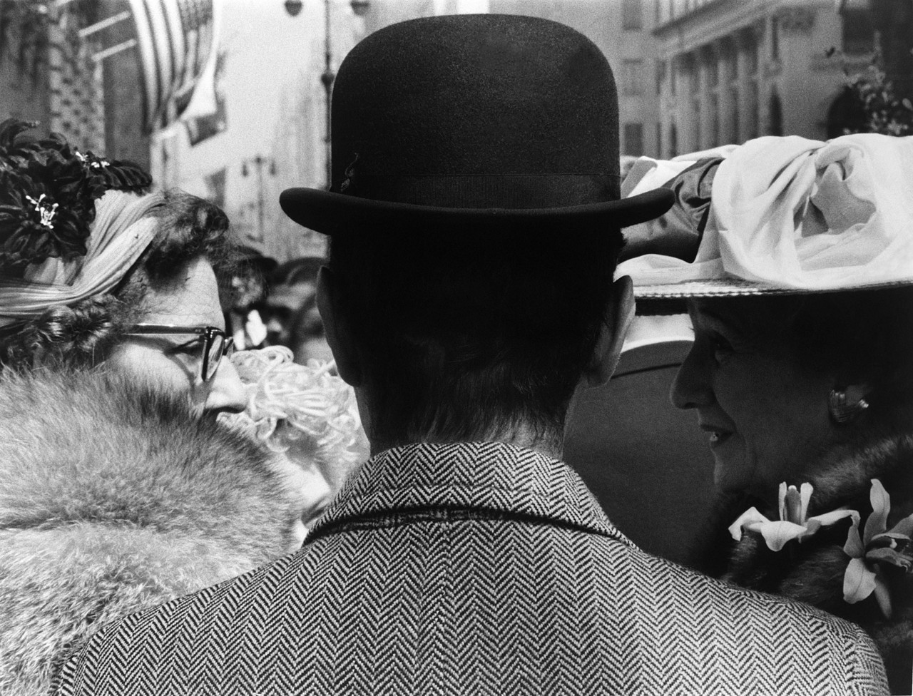 Leon Levinstein, Fifth Avenue, 1959