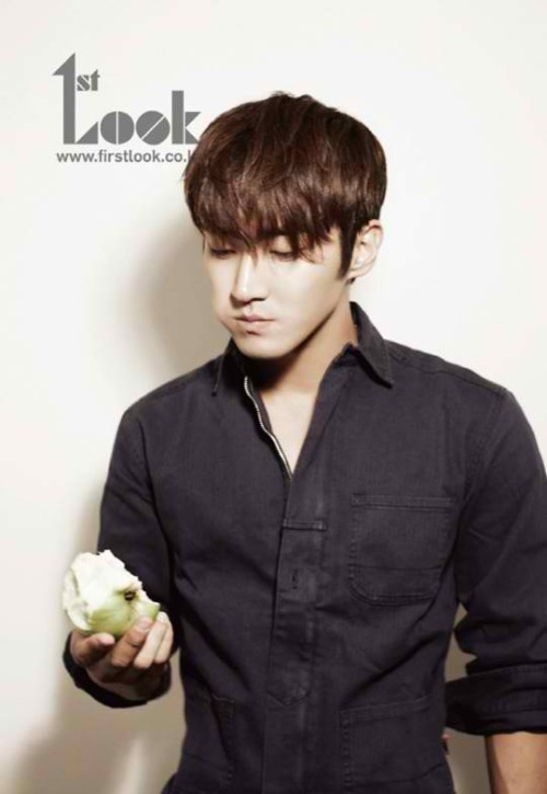 ryokokalin:   Siwon for first look  Consider it done