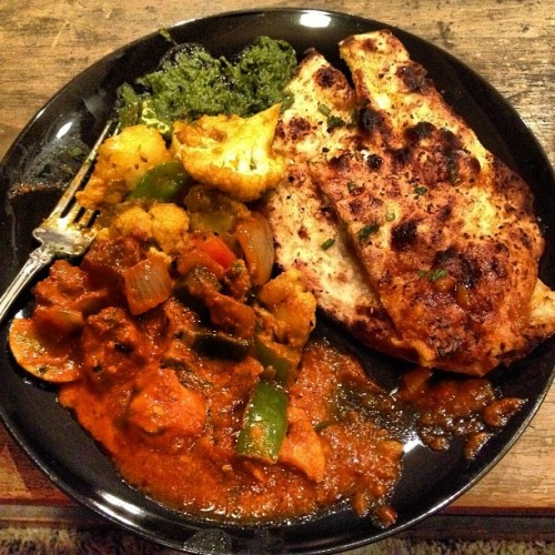 Spiritual food #indian #food  (Taken with Instagram)