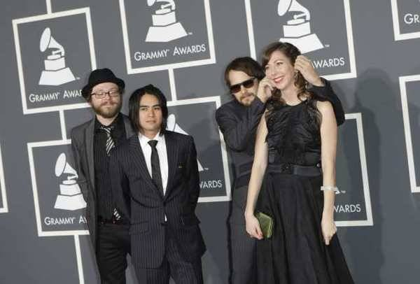 "breakingnews:  Silversun Pickups ask Romney campaign to stop using song Los Angeles Times: Silversun Pickups, a rock group, has issued a cease-and-desist order to Mitt Romney's campaign asking it to stop playing their song ""Panic Switch"" at events. ""We don't like people going behind our backs, using our music without asking, and we don't like the Romney campaign,"" Silversun Pickups lead singer-guitarist Brian Aubert said in a statement issued Wednesday. ""We're nice, approachable people. We won't bite. Unless you're Mitt Romney! We were very close to just letting this go because the irony was too good. While he is inadvertently playing a song that describes his whole campaign, we doubt that 'Panic Switch' really sends the message he intends.""  Photo: The Silversun Pickups at this year's Grammy Awards (Jay L. Clendenin / Los Angeles times)"