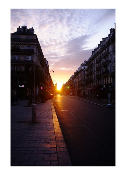 alexaimaq:  Paris In Flames