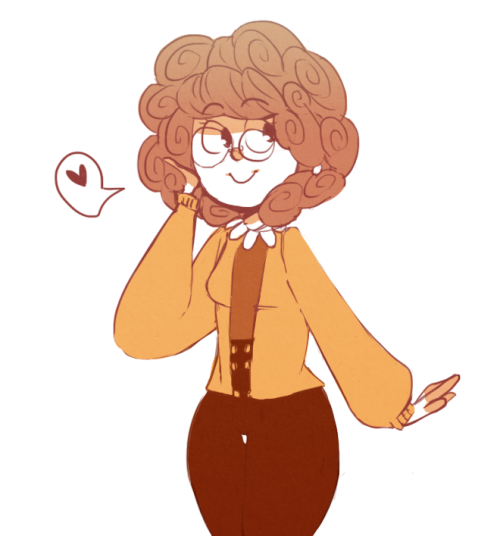 jellosaurusrex:  I've been on such a Norma kick recently so I had to draw a quick doodle of her!