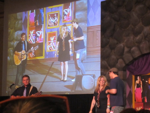 More LeakyCon Opening Ceremonies