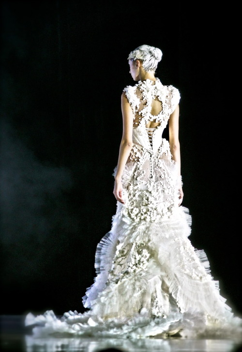 chiffonandribbons:  Tex Saverio Bridal Collection