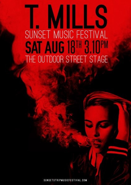 Who is going to SSMF this Saturday just to see Travis?! I'll be there!