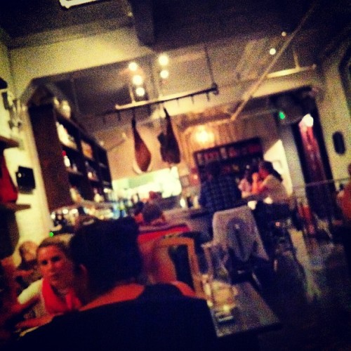 so happy to be back at this lovely place (Taken with Instagram at 54 Mint)