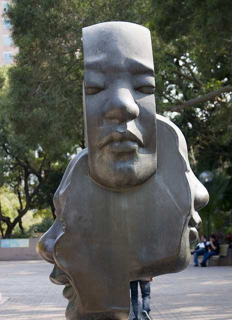 kowloon park_39.jpg by koréboy on Flickr.Modern art in Kowloon Park, I went both old and new parks — stephen