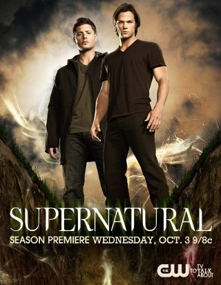 I am watching Supernatural                                                  524 others are also watching                       Supernatural on GetGlue.com