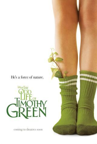 I am watching The Odd Life of Timothy Green                                                  685 others are also watching                       The Odd Life of Timothy Green on GetGlue.com
