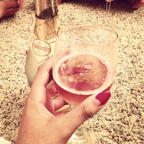 Champagne with my best friends in the worlllddd <3  (Taken with Instagram at Mission Beach Boardwalk)