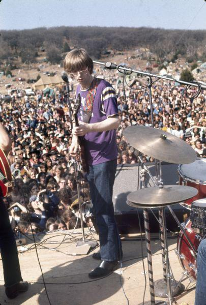 the man, PHIL LESH