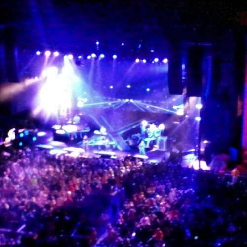 #linkinpark rocking out at #jonesbeach so damn good! (Taken with Instagram)