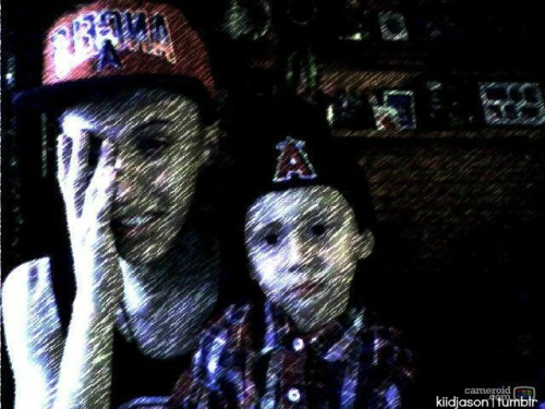 kiidjason:  my baby brother Jessie . ^o^ i love him so much ^.<3 he means the world to me, id do anything for him .