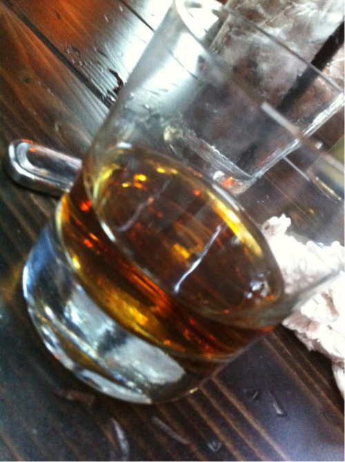 The Macallan 12 yr — at the Pour House in Sacramento.