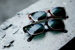 FOUR/A-Shade Sunglasses by Neighborhood #menswear