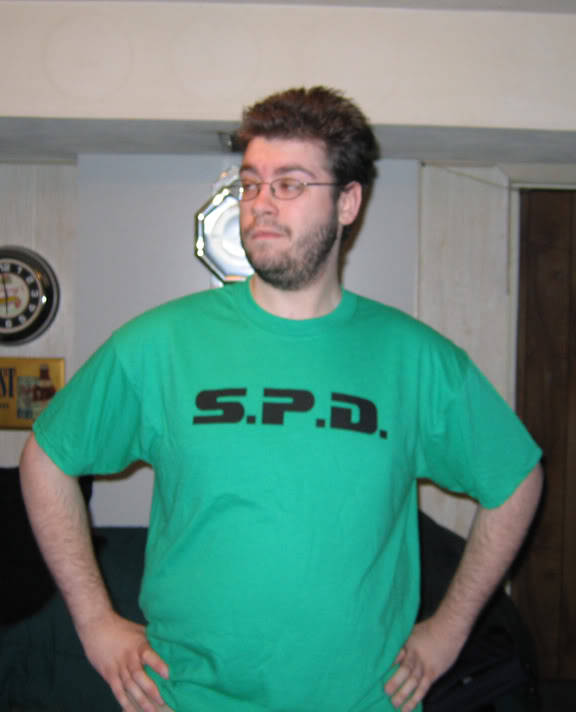 SPD Cosplay. Blast from the past…. 2005. Thinner and Younger.