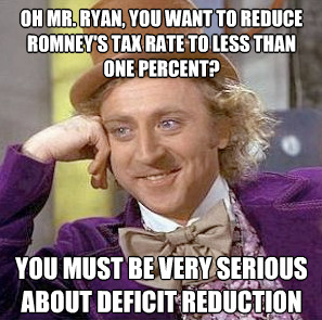 Using Memes to Explain the Ryan Budget Source