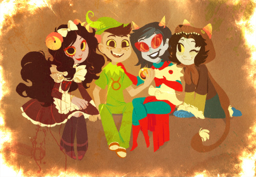 xamag-homestuck:  Oh look, art that I can post, yay