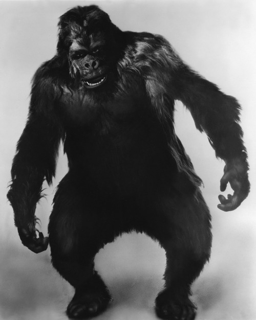 The Gorilla (1939) Gorilla Men