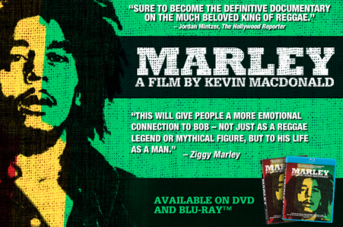 To celebrate the DVD release of 'MARLEY', the documentary film accounting the life of Bob Marley, the Tuff Gong family is inviting artists to interpret* the iconic Bob Marley song, 'One Love'. One winning artist will receive an exclusive feature of their submission on JamBase. Click here for more info. *Interpretation can be a song cover, a photograph, a painting, a graphic design, a film, a fashion design, etc.