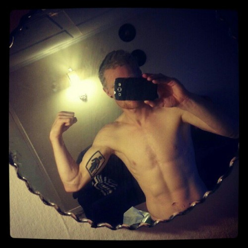 #progress #selfie  (Taken with Instagram)