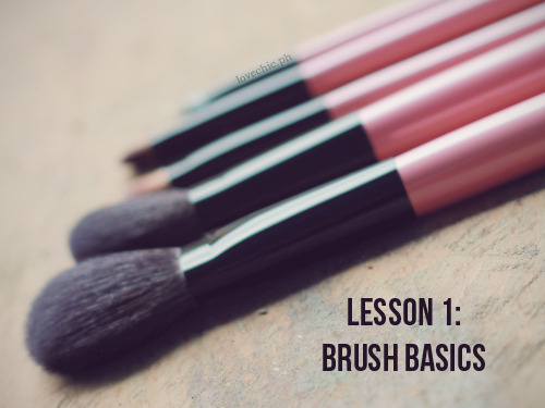 lovechic beauty blog manila makeup tutorial how-to makeup brushes basics foundation blush eyebrow eyeliner mascara browcara lipstick lip gloss maybelline revlon photoready etude house suesh cosmetics bb cream the face shop seph cham photography headshot