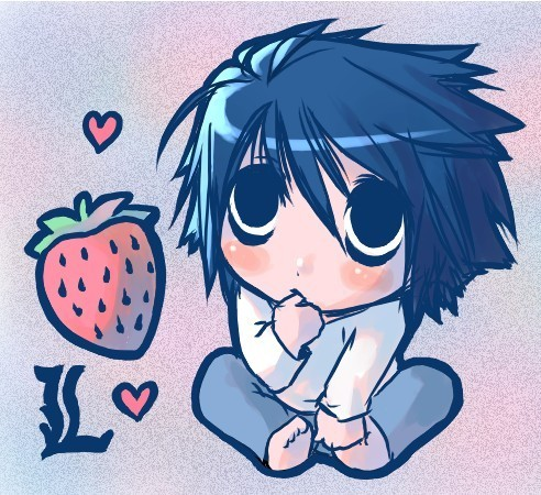-CHIBI L- by =saiyagina on deviantART on We Heart It. http://weheartit.com/entry/1402159