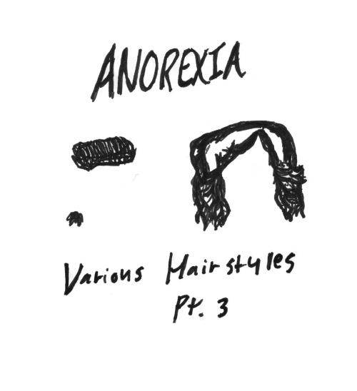 ANOREXIA Final EP of the Summer Trilogy  Part 3, this Friday 8/17/12 Tracklist  Best You Ever Had What Did You Say http://anorexia.bandcamp.com/