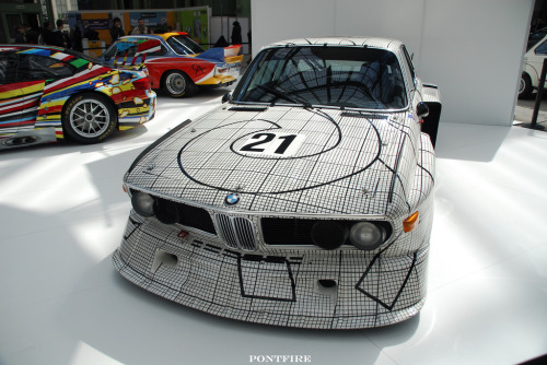 carpr0n:  Art dept. Starring: '76 BMW 3.0CSL (by pontfire)