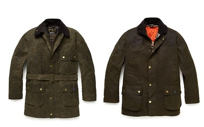 Jack Spade x Barbour Collection | Anchor Division