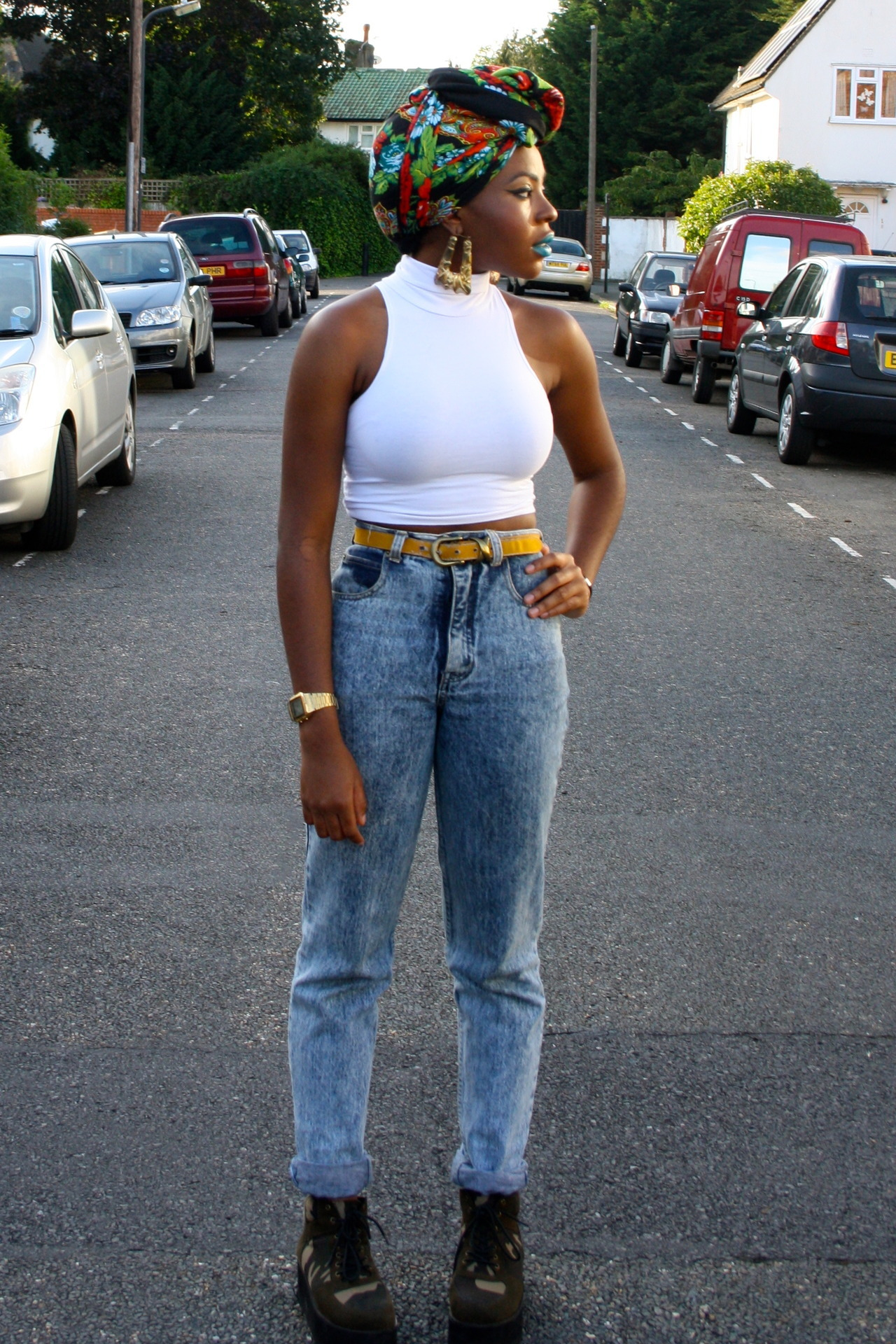blackfashion:  Mercedes Benson  20 Lodon www.mercedesfbenson.tumblr.com