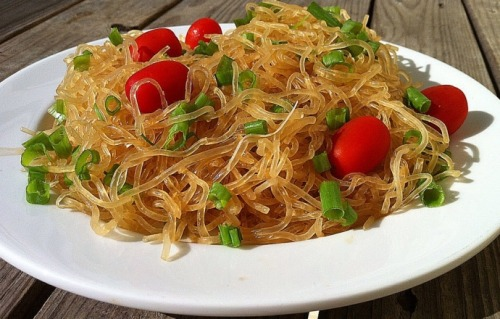 (Click here for recipe Spicy Kelp Thai Noodles)