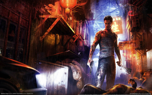 freakun:  Wallpaper | Sleeping Dogs